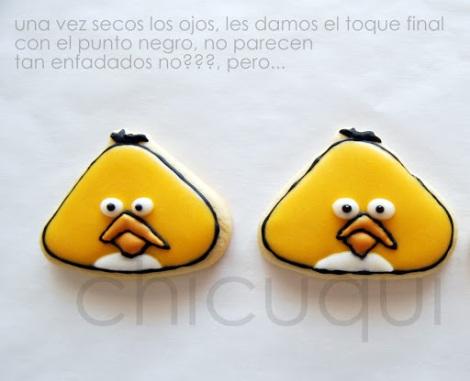 angry birds, chuck el pájaro amarillo