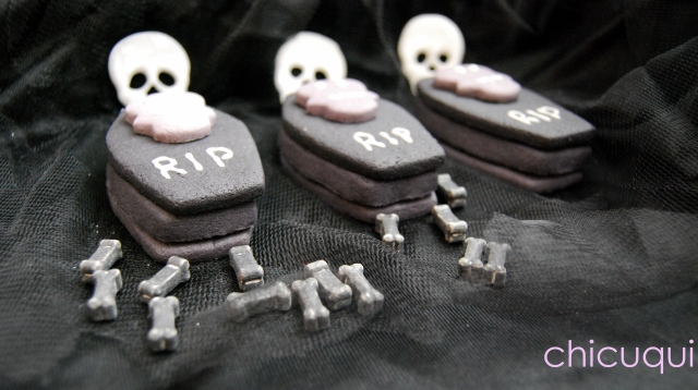 halloween galletas decoradas ataudes cookies halloween coffins 01