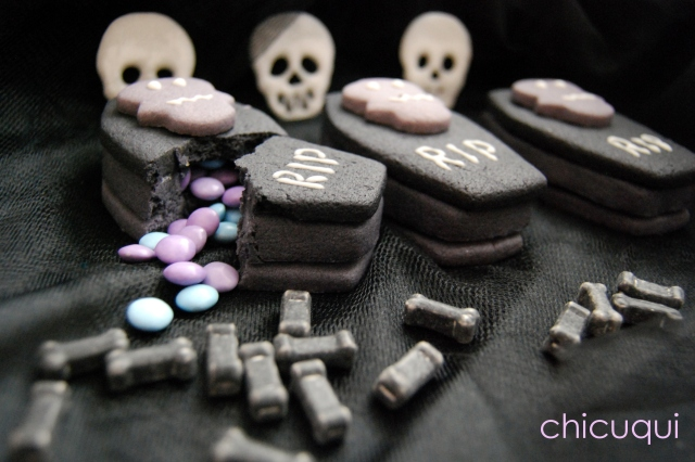 halloween galletas decoradas ataudes cookies halloween coffins 04