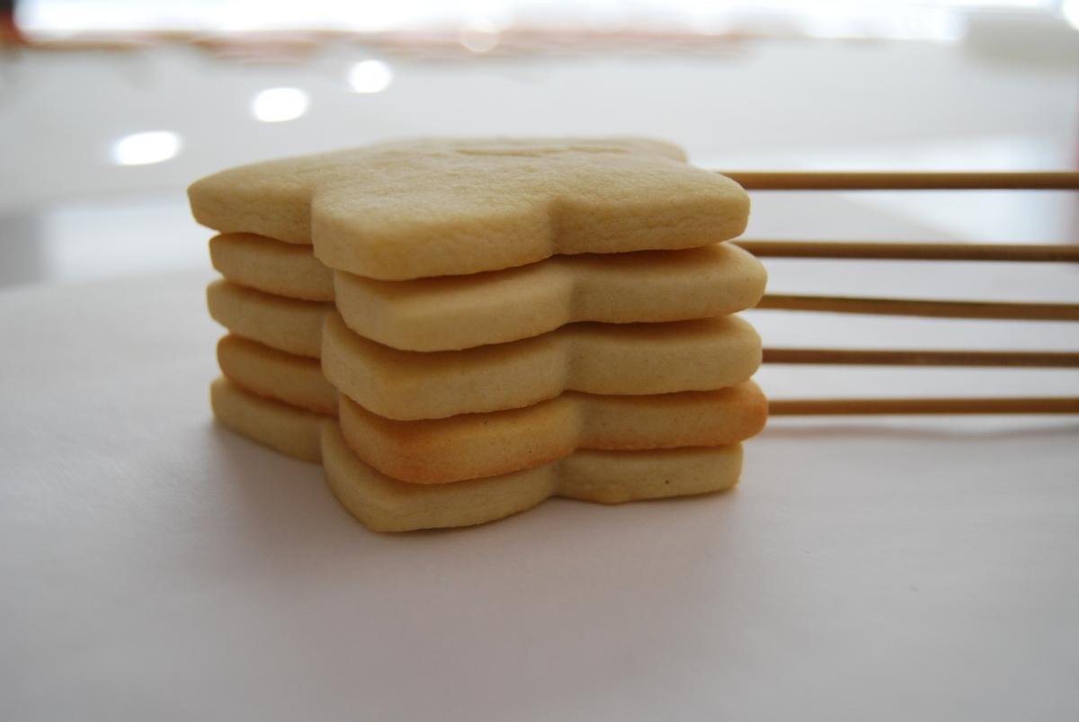 Cómo hacer la masa para galletas decoradas