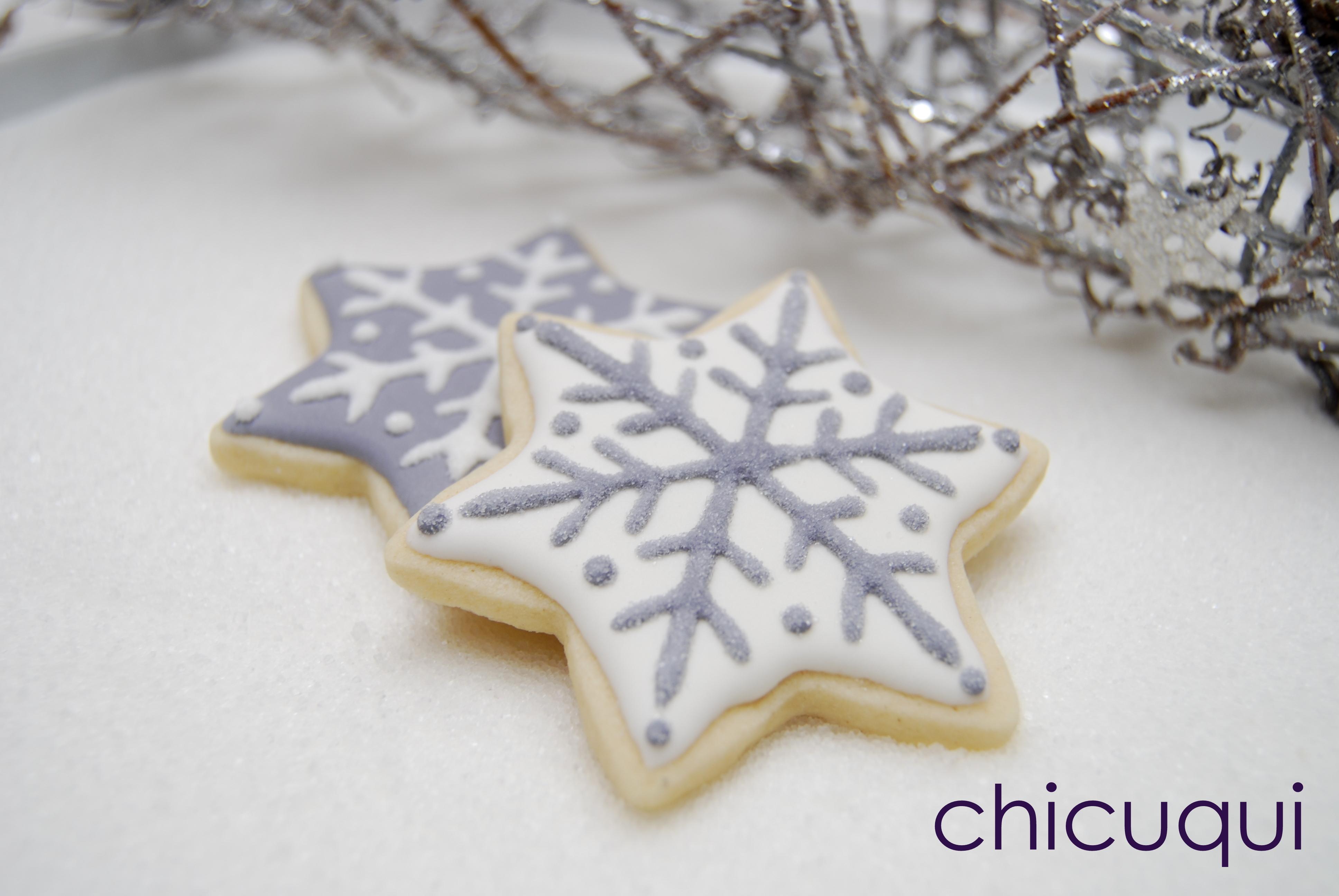 Imagenes De Galletas De Navidad Decoradas.Adornos De Navidad Chicuqui