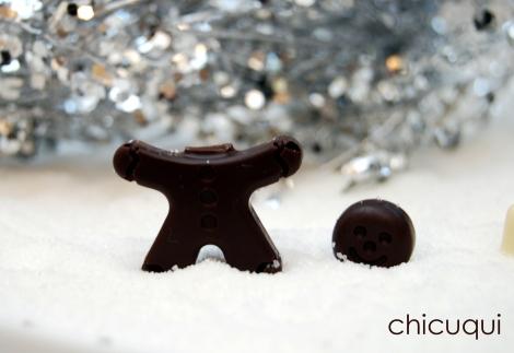 galletas decoradas navidad christmas 2013 chocolate 028