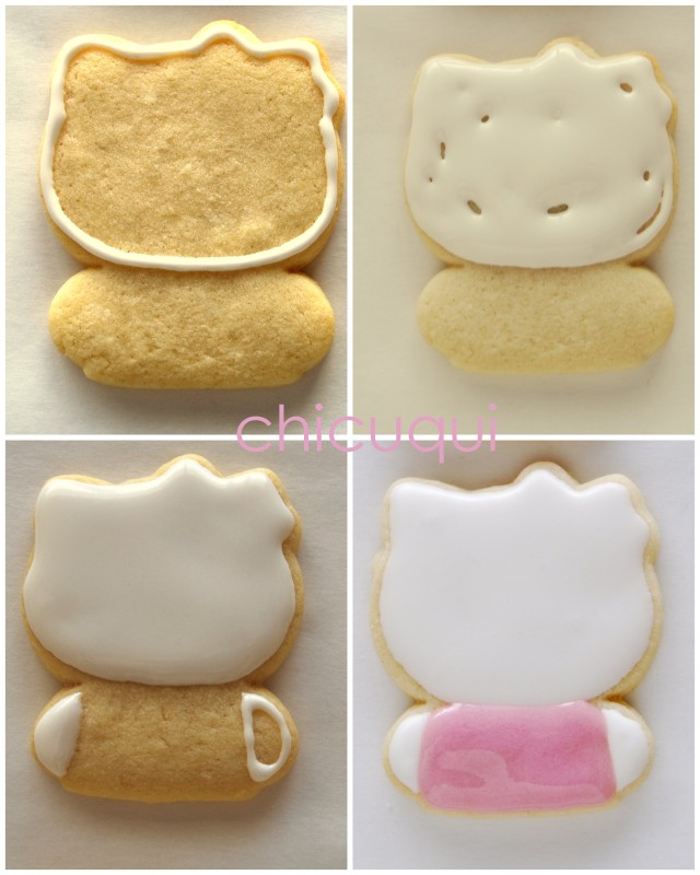 hello kitty collage 1 galletas decoradas decorated cookies