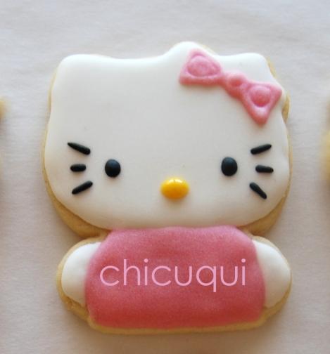 hello kitty galletas 032 galleta decorada decorated cookie