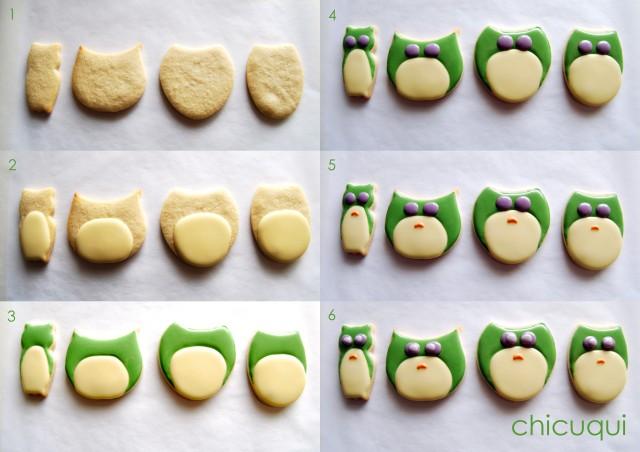 galletas decoradas buho ticketic toc olw decorated cookies 001