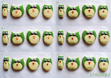 galletas decoradas buho ticketic toc olw decorated cookies 002