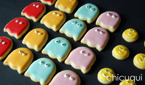 galletas decoradas comecocos decorated cookies pacman 5