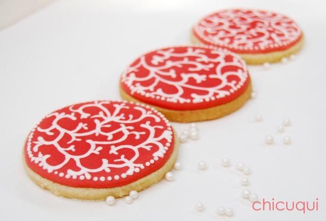 Galletas decoradas wet on wet decorated cookies wet on wet chicuqui 02