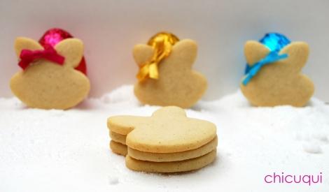 Pascua Easter, galletas decoradas conejitos chicuqui 2