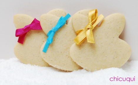Pascua Easter, galletas decoradas conejitos chicuqui 5