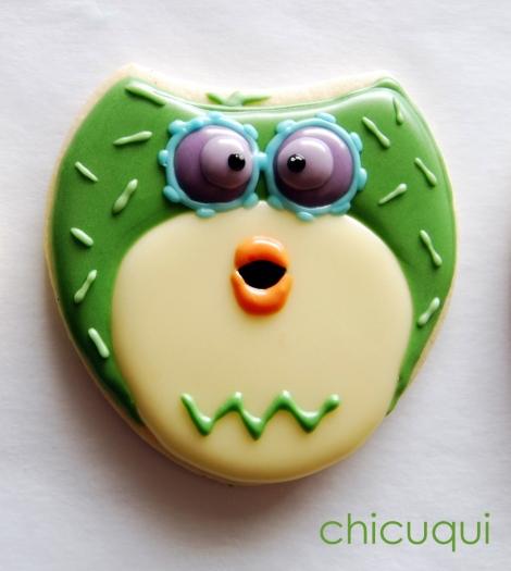 galletas decoradas buho ticketic toc olw decorated cookies 25