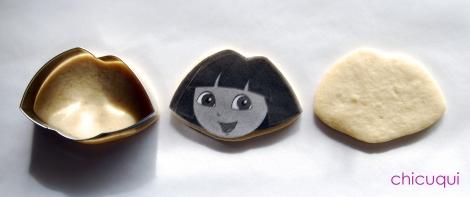 galletas decoradas Dora decorated cookies chicuqui 03