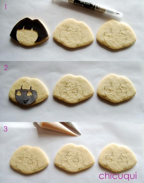 galletas decoradas Dora decorated cookies chicuqui 04