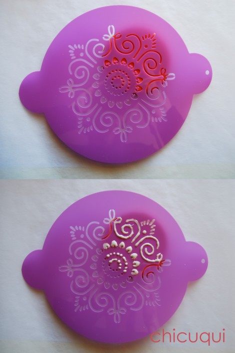Galletas decoradas stencils decorated cookies stencils chicuqui 02