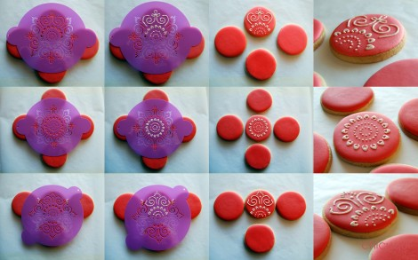 Galletas decoradas stencils decorated cookies stencils chicuqui 05