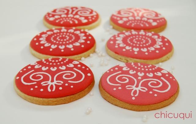 Galletas decoradas stencils decorated cookies stencils chicuqui 06