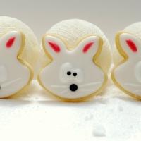 Conejitos de Pascua, ahora sí,decorados