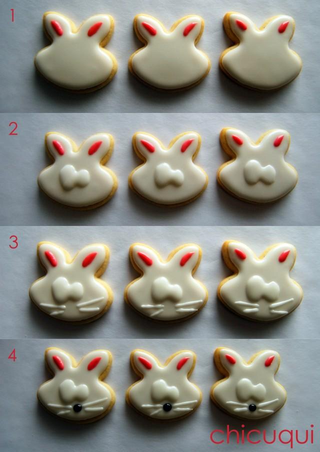 Pascua Easter galletas decoradas conejitos chicuqui 05