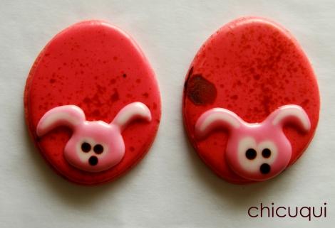 Pascua huevos rosas easter pink eggs galletas decoradas chicuqui 01