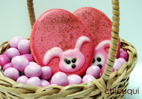 Pascua huevos rosas easter pink eggs galletas decoradas chicuqui 02