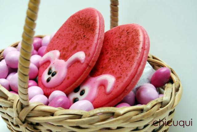 Pascua huevos rosas easter pink eggs galletas decoradas chicuqui 09
