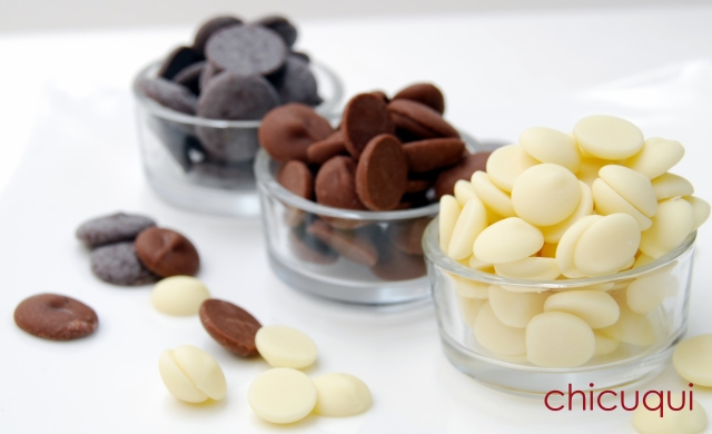atemperar chocolate galletas decoradas chicuqui 04