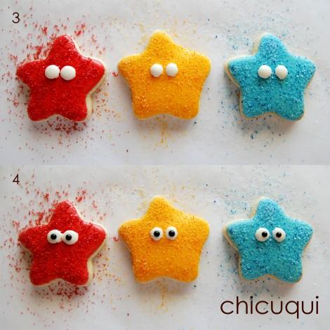 estrellas mar sin gluten galletas decoradas chicuqui 08