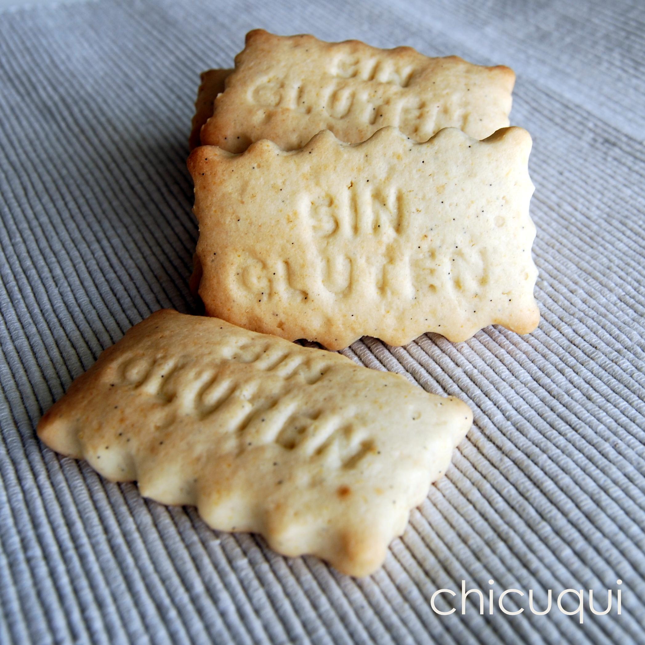 C mo hacer galletas decoradas sin gluten