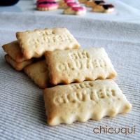 Cómo hacer galletas decoradas sin gluten