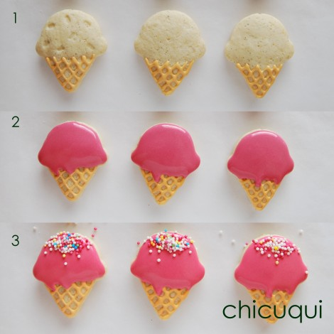 helados ice cream cookies galletas decoradas chicuqui 04