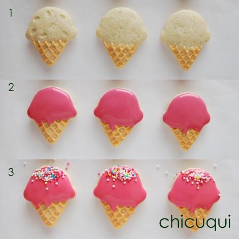 helados ice cream cookies galletas decoradas chicuqui 04