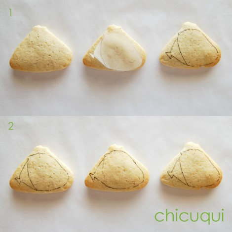 Pececitos Pocoyo chicuqui galletas decoradas 01