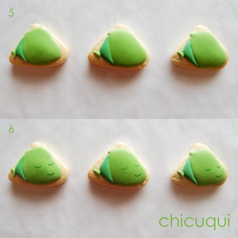 Pececitos Pocoyo chicuqui galletas decoradas 03
