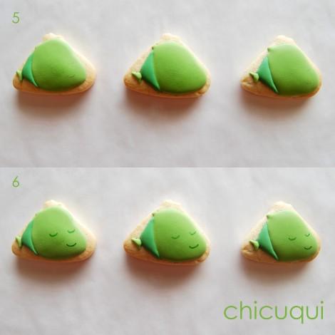 Pececitos Pocoyo chicuqui galletas decoradas 03