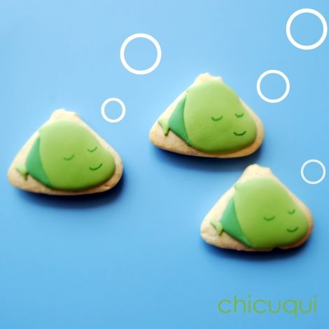 Pececitos Pocoyo chicuqui galletas decoradas 04
