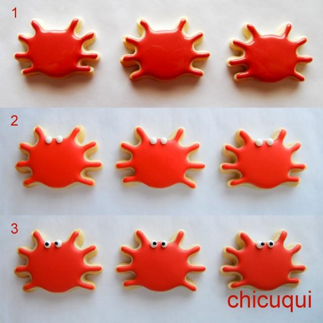 cangrejos verano galletas decoradas chicuqui 01