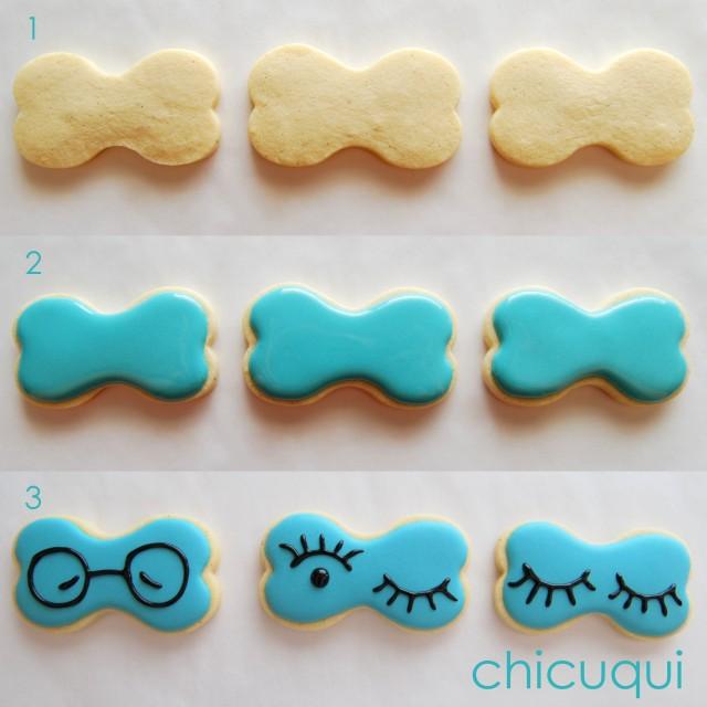 gafas avión galletas decoradas chicuqui 01