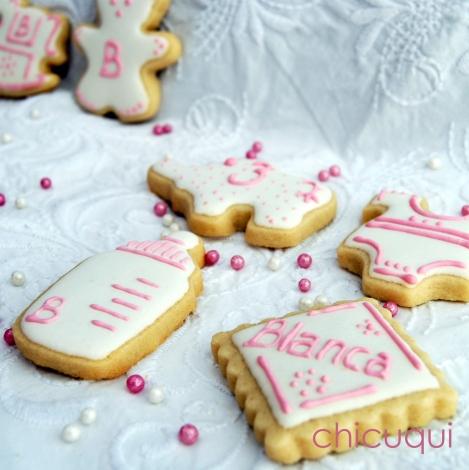 galletas decoradas bebé nacimiento chicuqui 09