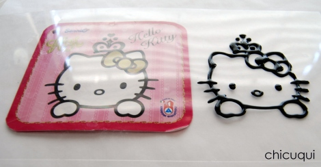 galletas decoradas hello kitty tranfer 06