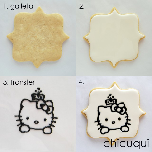galletas decoradas hello kitty transfers 01