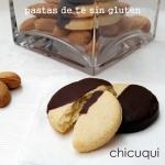 Receta de galletas sin gluten tipo pastas galletas decoradas chicuqui.com