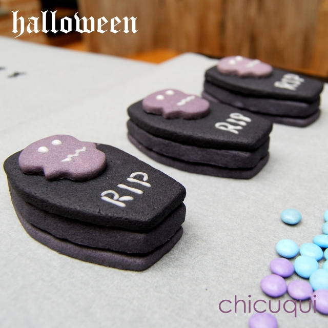halloween ataudes coffins galletas decoradas chicuqui 05
