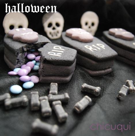 halloween ataudes coffins galletas decoradas chicuqui 07