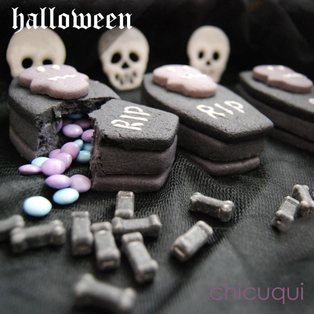 halloween ataudes coffins galletas decoradas chicuqui 07