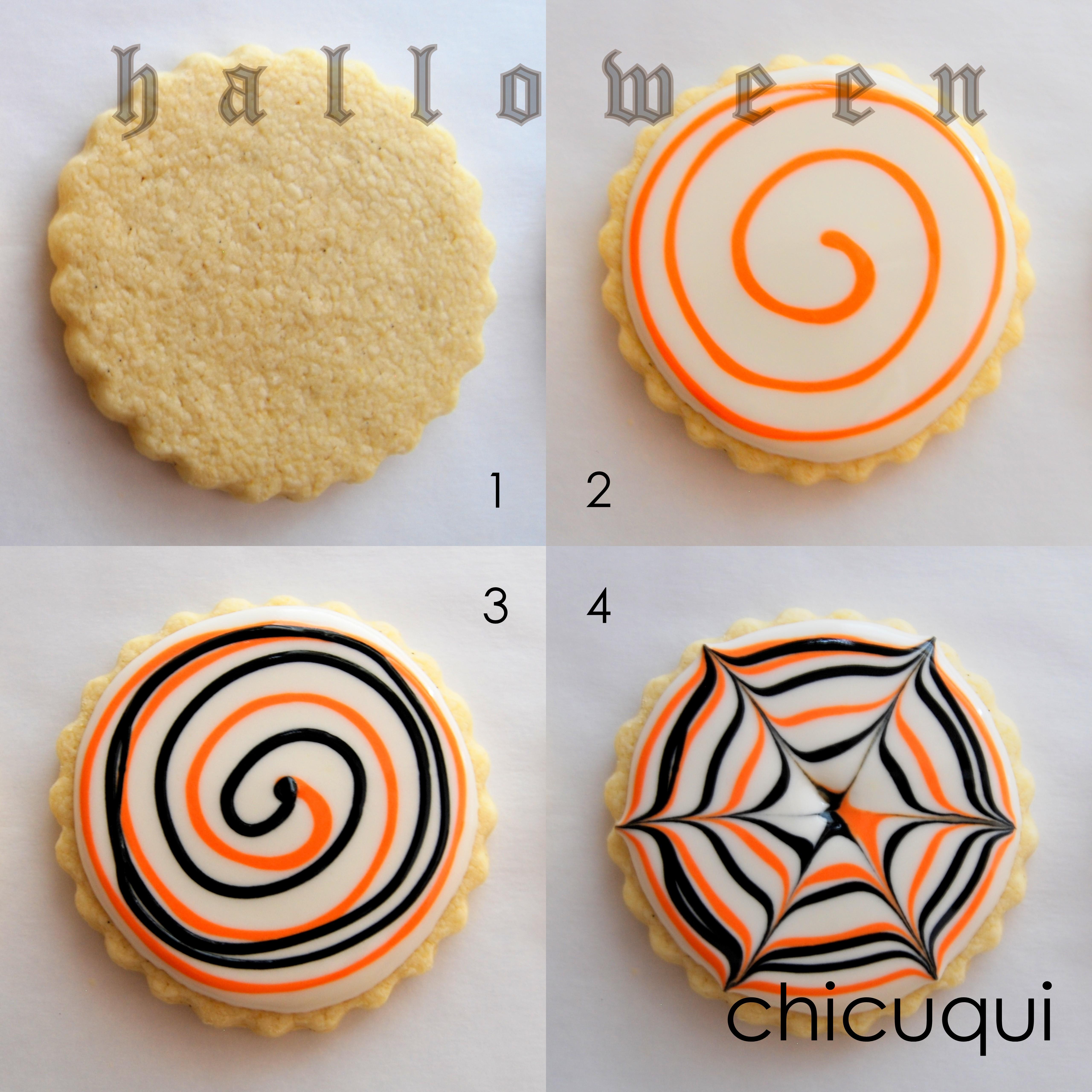 C mo hacer galletas decoradas sin gluten para Halloween telas de