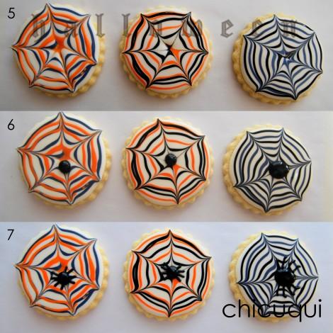 halloween telas araña chicuqui galetas decoradas 02