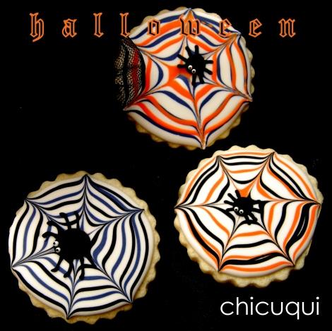 halloween telas araña chicuqui galetas decoradas 04