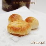 Receta de mazapán casero para Navidad en chicuqui.comm