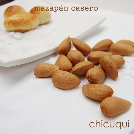 Mazapán casero recetas de Navidad galletas decoradas chicuqui 02
