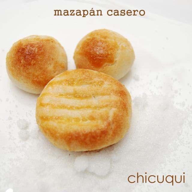 Mazapán casero recetas de Navidad galletas decoradas chicuqui 03